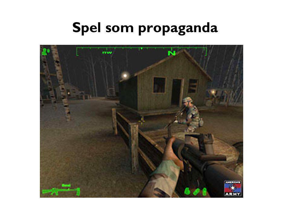 Spel som propaganda
