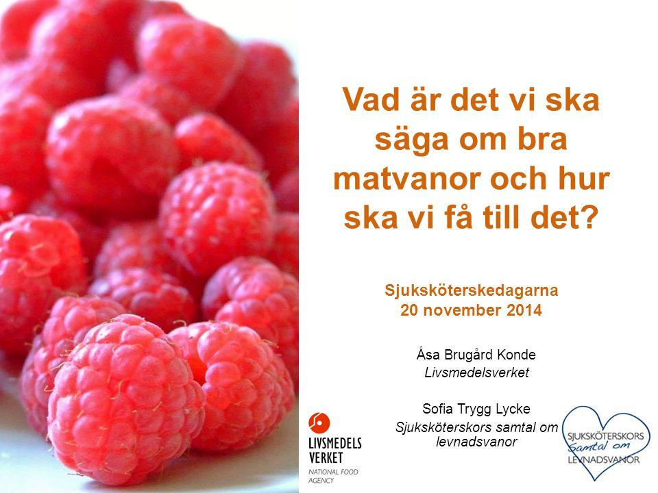 Inte ens hälften av männen i Sverige äter frukt och grönsaker varje dag - unga äter minst genomsnittligt intag gram/dag Källa: Livsmedelsverket.