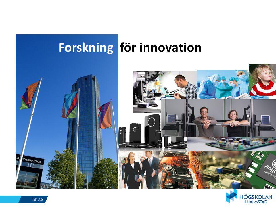 Forskning för innovation
