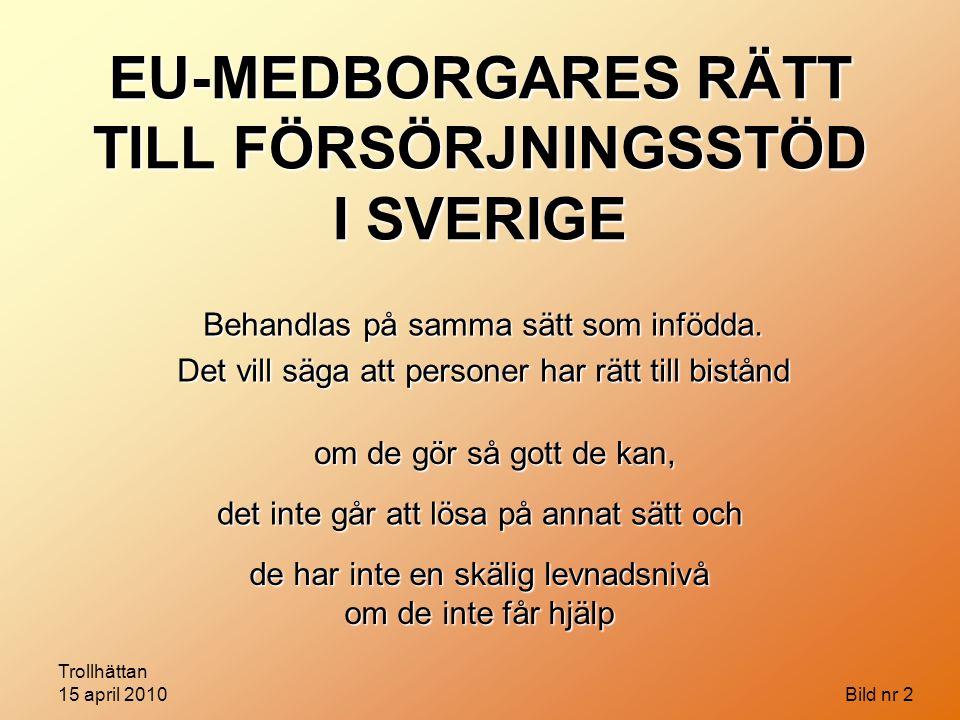 Trollhättan 15 april 2010 Bild nr 43