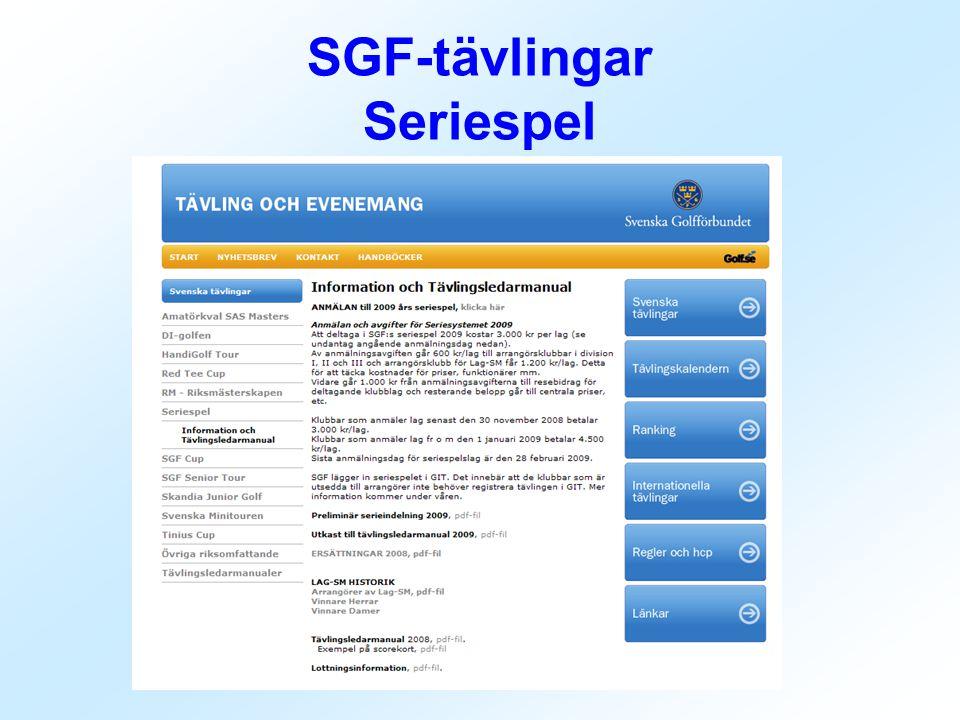 Ersättning för arrangör –600:- per deltagande lag –Täcka kostnader för priser, funktionärer m.m.