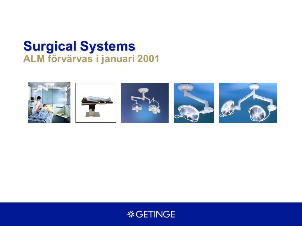 ALM förvärvas i januari 2001 Surgical Systems