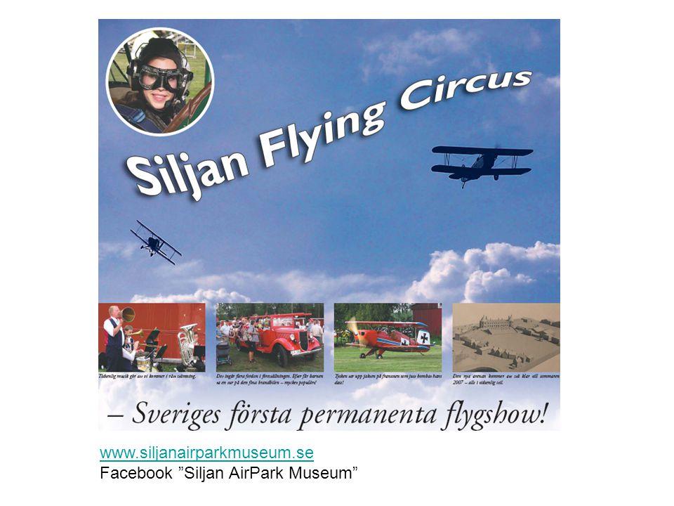 Bang Prah, Thailand www.siljanairparkmuseum.se Facebook Siljan AirPark Museum