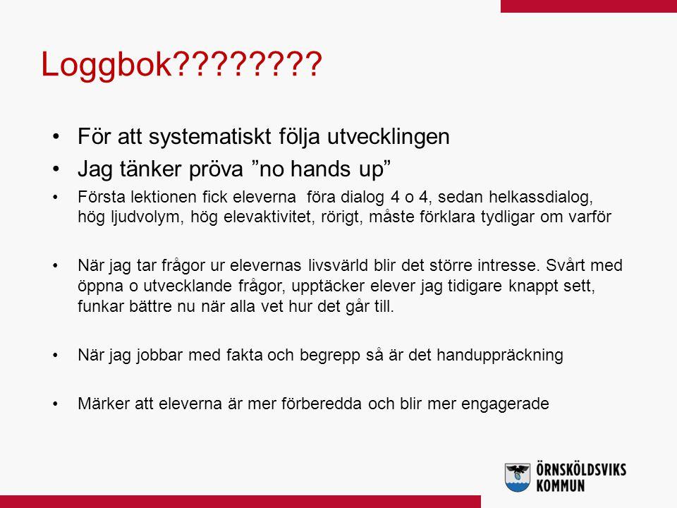 Loggbok???????.
