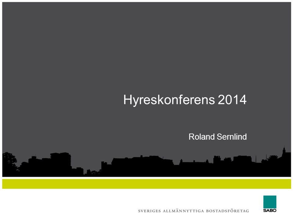 Hyreskonferens 2014 Roland Sernlind