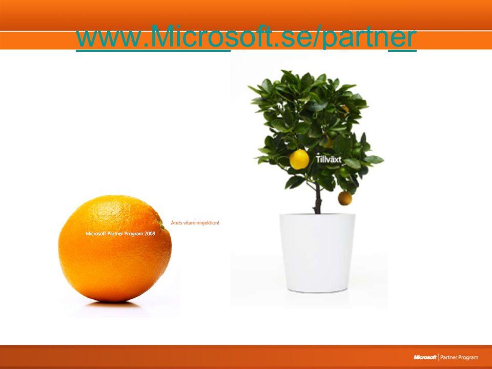 www.Microsoft.se/partner