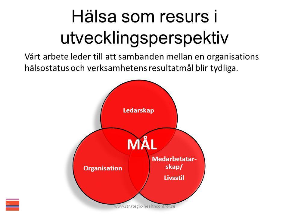 Vi på SHC är specialister inom Business Health - Consulting www.strategic-healthcontrol.se