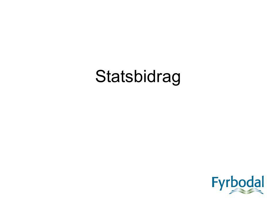 Statsbidrag