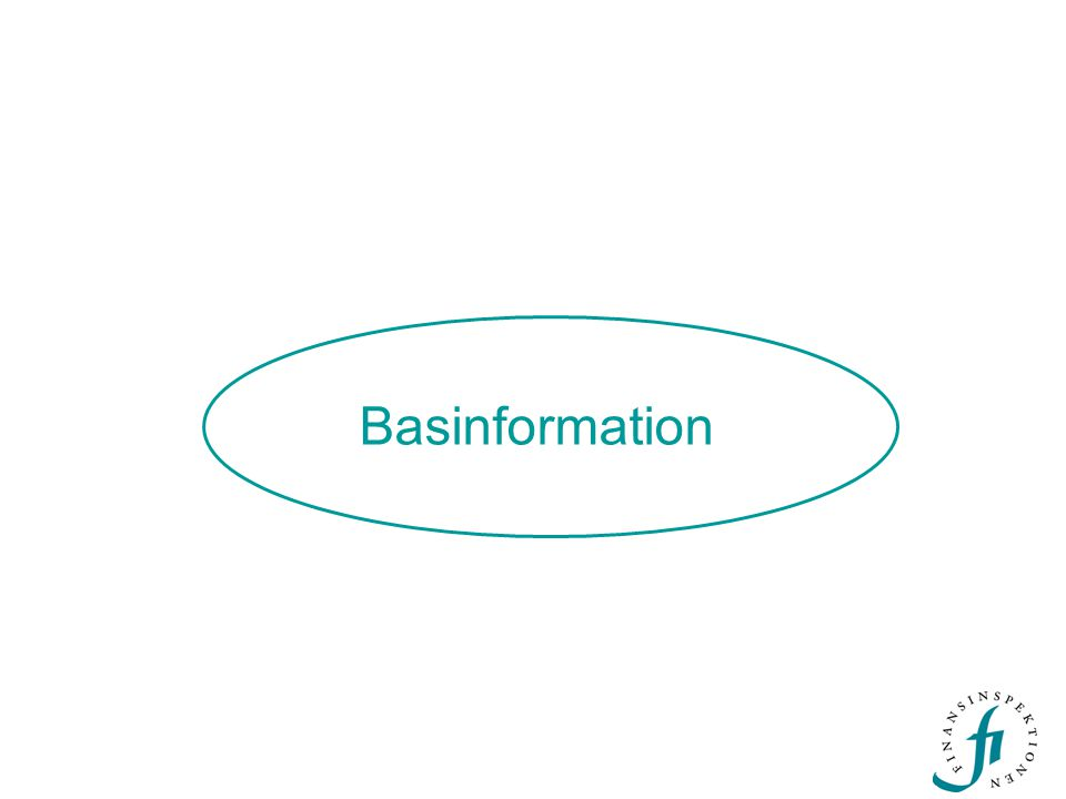Basinformation