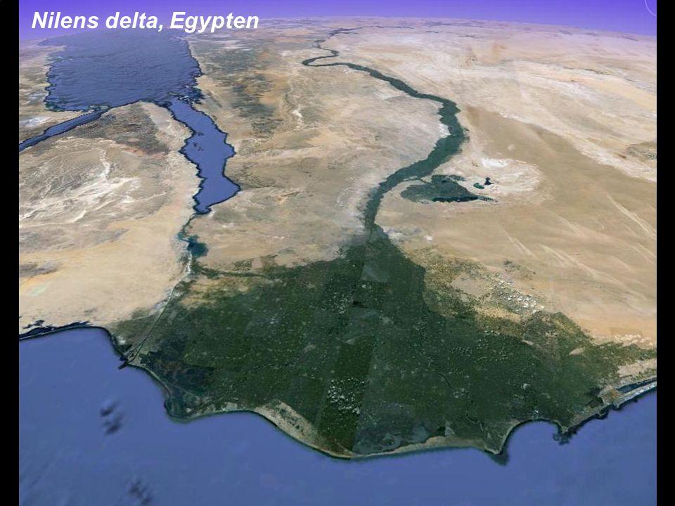 2014-12-12 Johan Kleman, Professor, Instutitionen för naturgeografi och kvartärgeologi 21 Nilens delta, Egypten