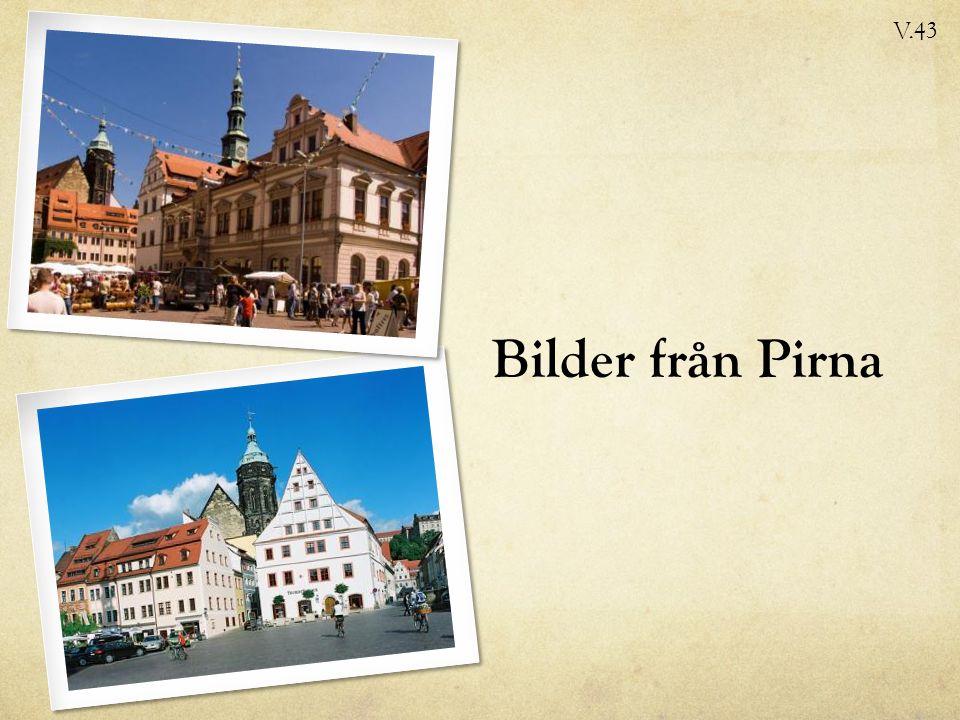 Bilder från Pirna V.43