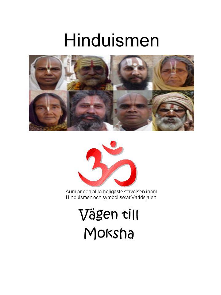 Ha kunskap om hinduistiska grundtankar ochuttrycksformer En renlärig Hindu Född i en kast.