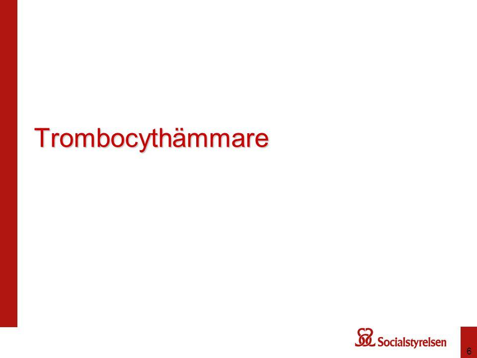 6 Trombocythämmare