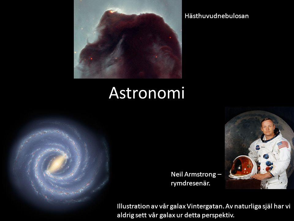 Astronomi Illustration av vår galax Vintergatan. Av naturliga själ har vi aldrig sett vår galax ur detta perspektiv. Neil Armstrong – rymdresenär. Häs