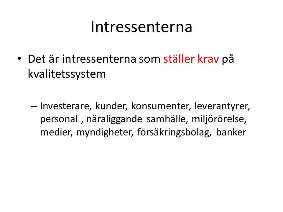LCA-rapporten är en teknisk rapport Där...