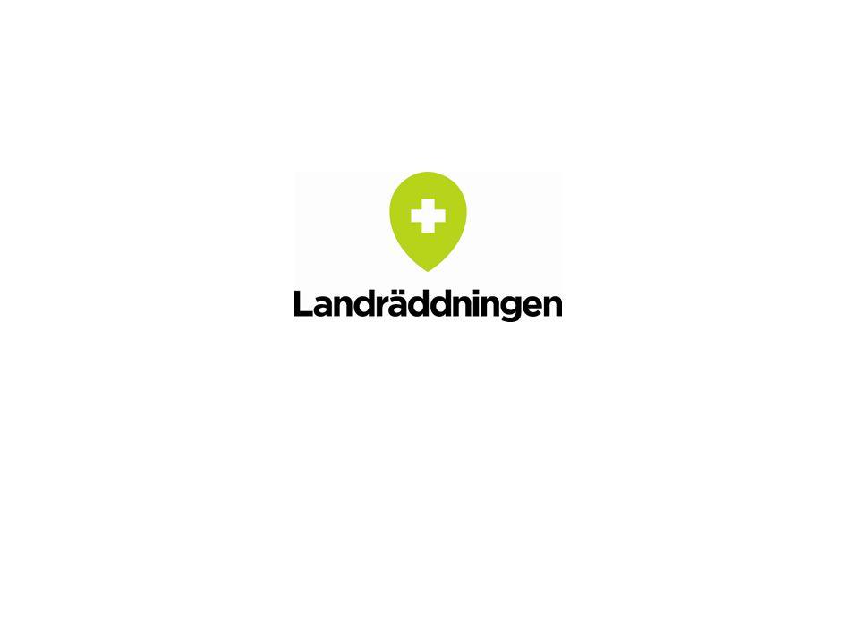 Verksamhetsperspektiv App enkelt Registrerad, möjlighet vara volontär Certifierad Landräddare Utbildnings- verksamhet Trygghetsskapande larmfunktion