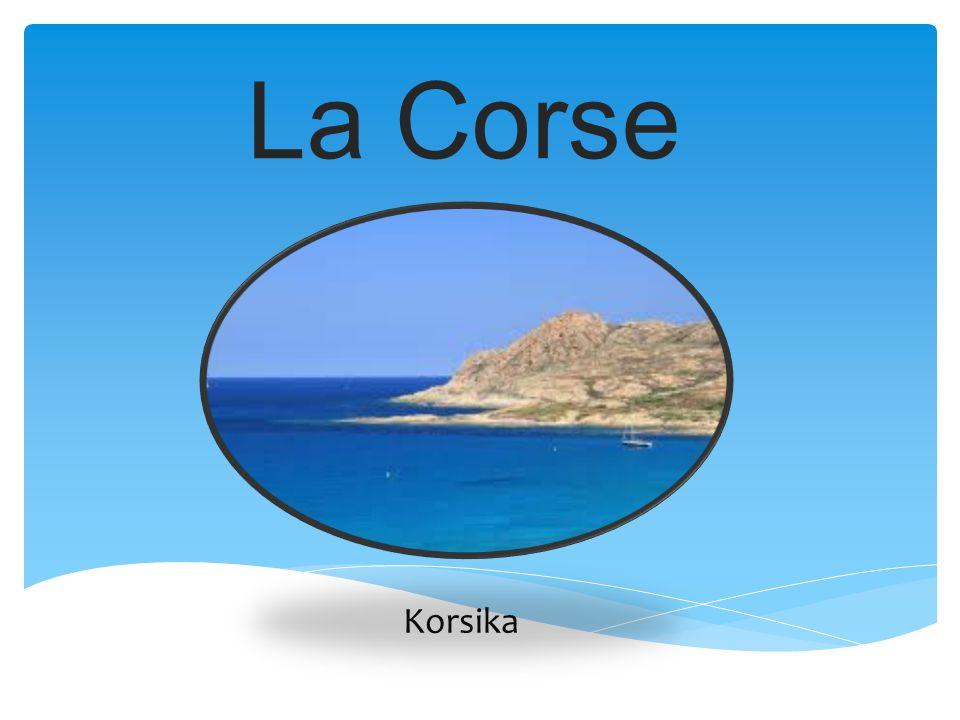 La Corse Korsika
