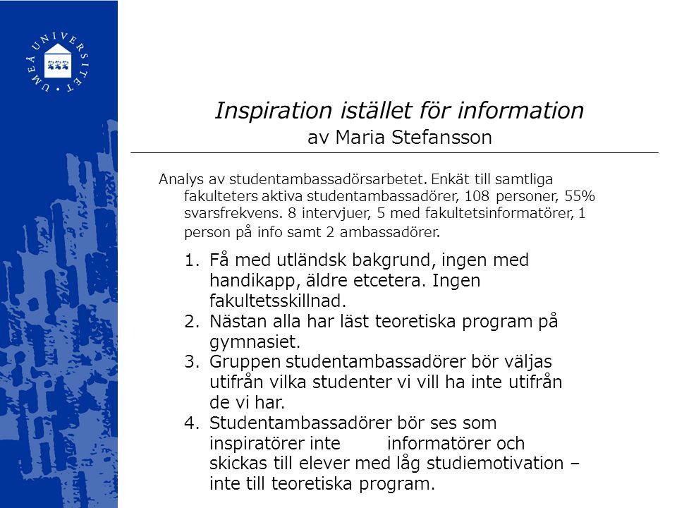 Internationella studenter