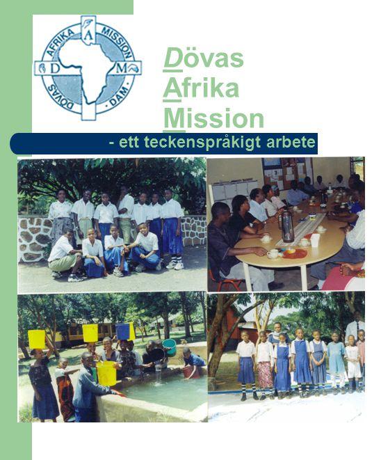 Dövas Afrika Mission - ett teckenspråkigt arbete