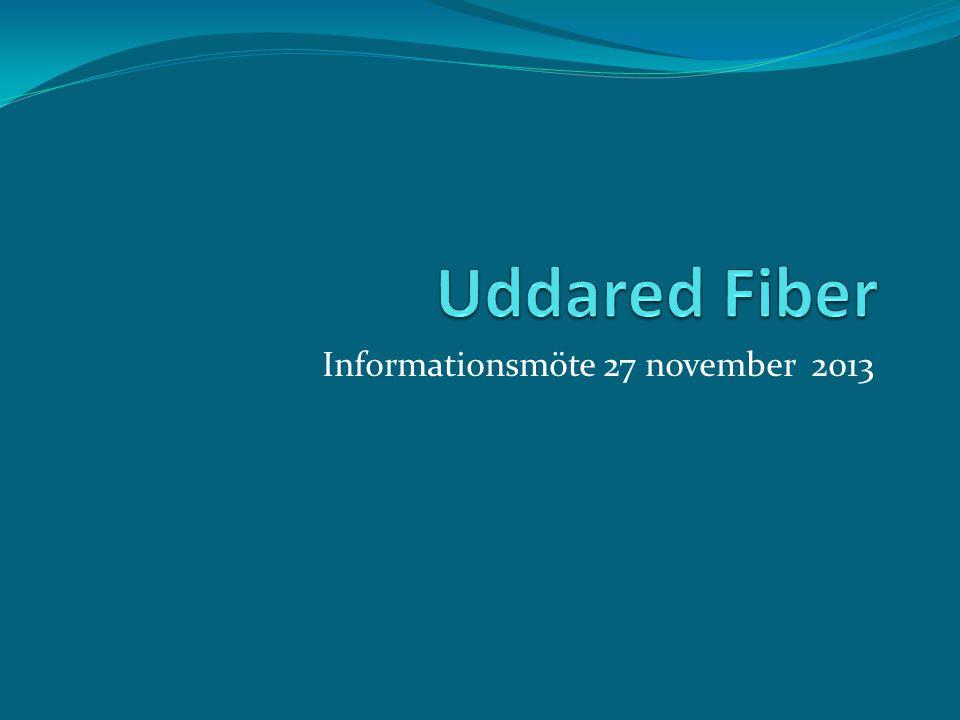 Informationsmöte 27 november 2013
