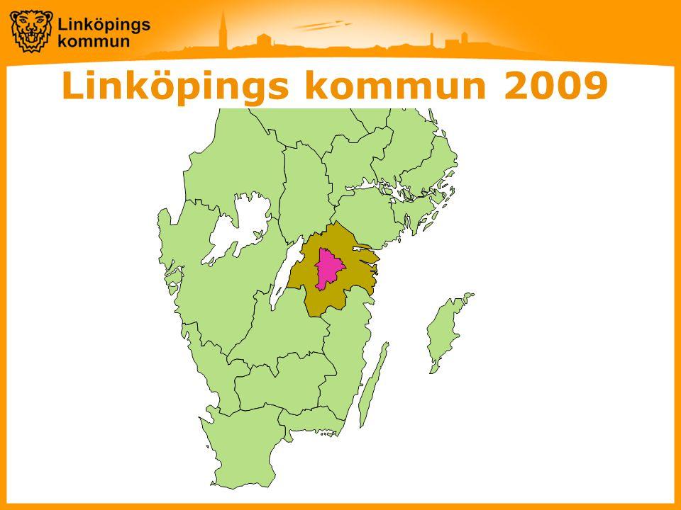 Linköpings kommun 2009