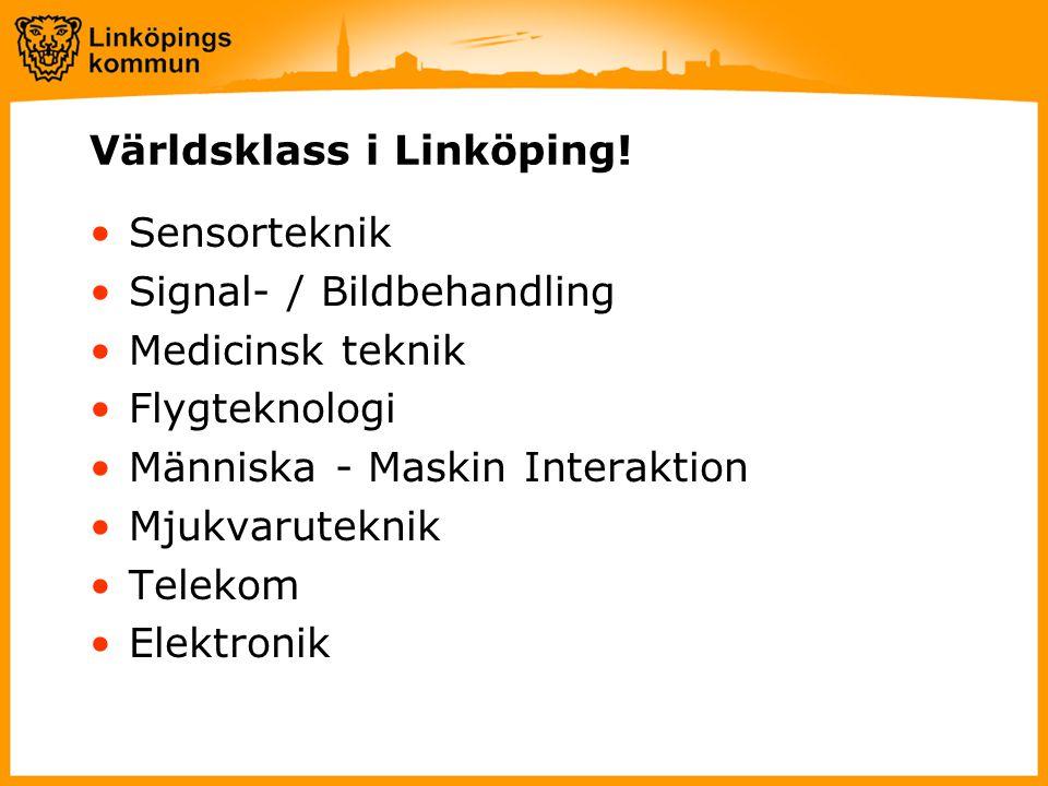 Världsklass i Linköping.