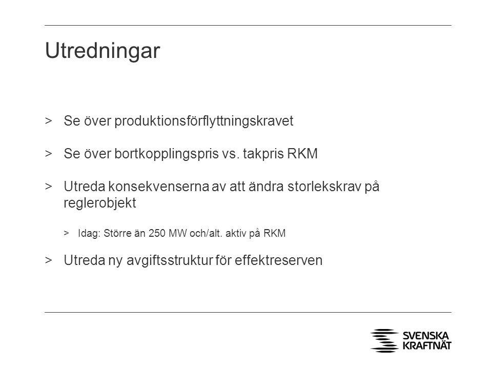 Utredningar >Se över produktionsförflyttningskravet >Se över bortkopplingspris vs.