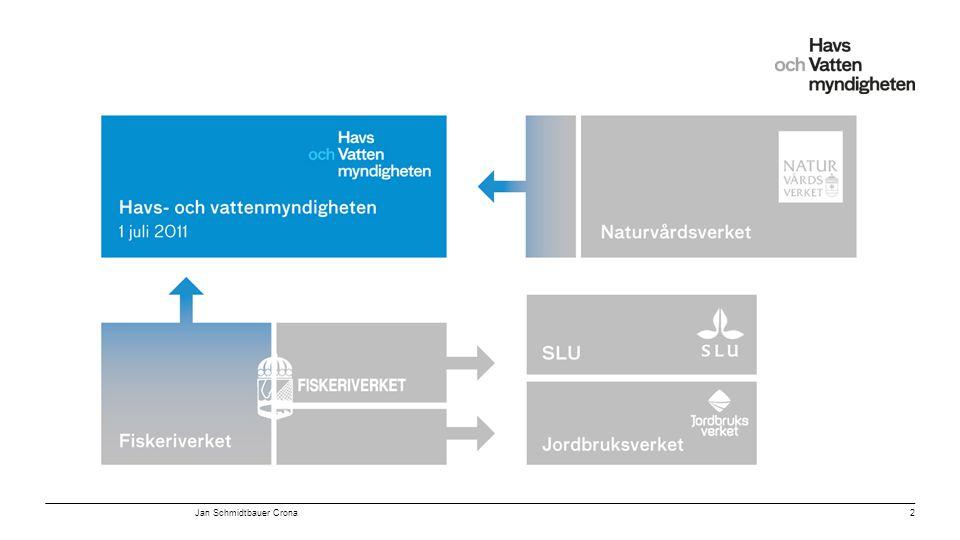 """För att ändra/uppdatera/ta bort """"Presentationsnamn"""" och """"Namn"""" i foten, gå in på """"Infoga - Sidhuvud/sidfot"""" Jan Schmidtbauer Crona2"""