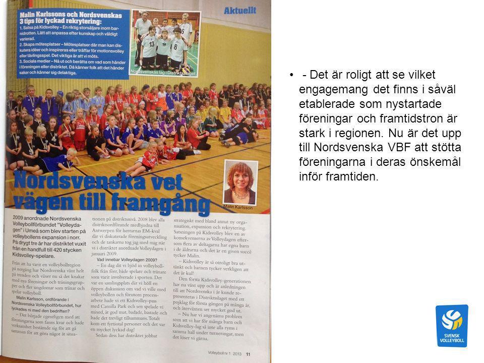 TILLBAKABLICK 2005 - Svensk volleyboll golvades av volleybollformen kidsvolley.