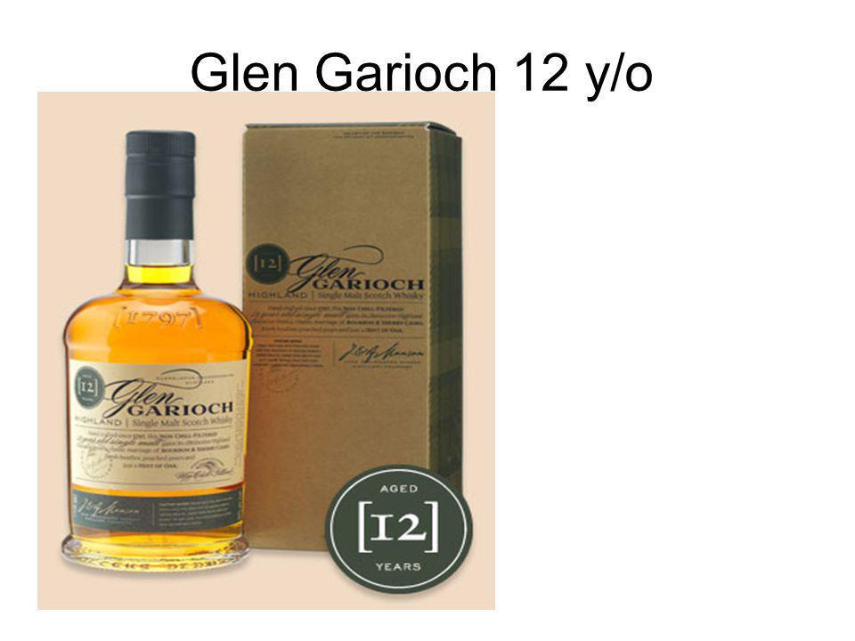 Glen Garioch 12 y/o