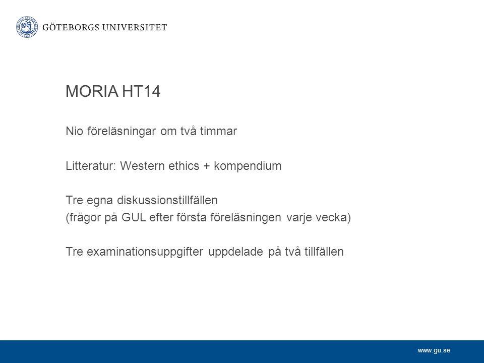 www.gu.se Metaetik och teoretisk filosofi Semantik Hur fungerar språket.