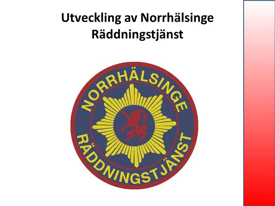Utveckling av Norrhälsinge Räddningstjänst