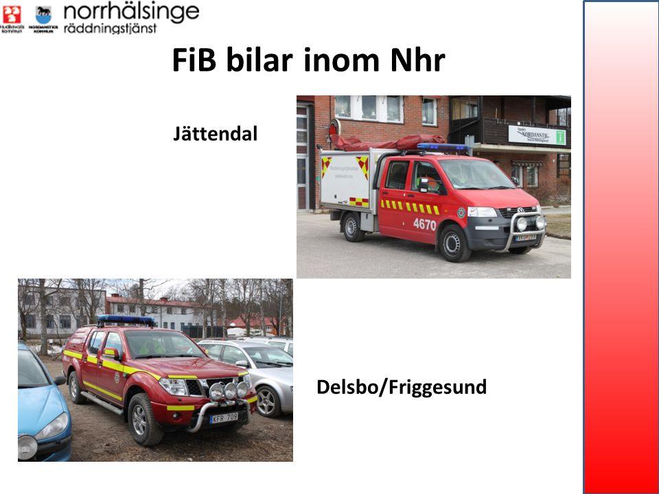 FiB bilar inom Nhr Delsbo/Friggesund Jättendal