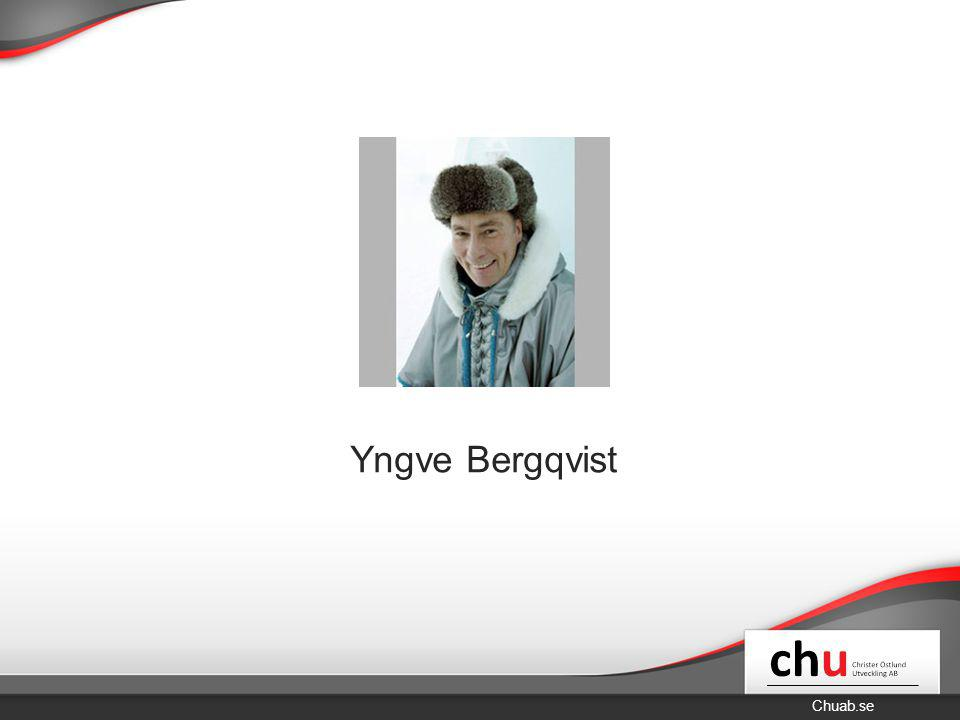 Yngve Bergqvist
