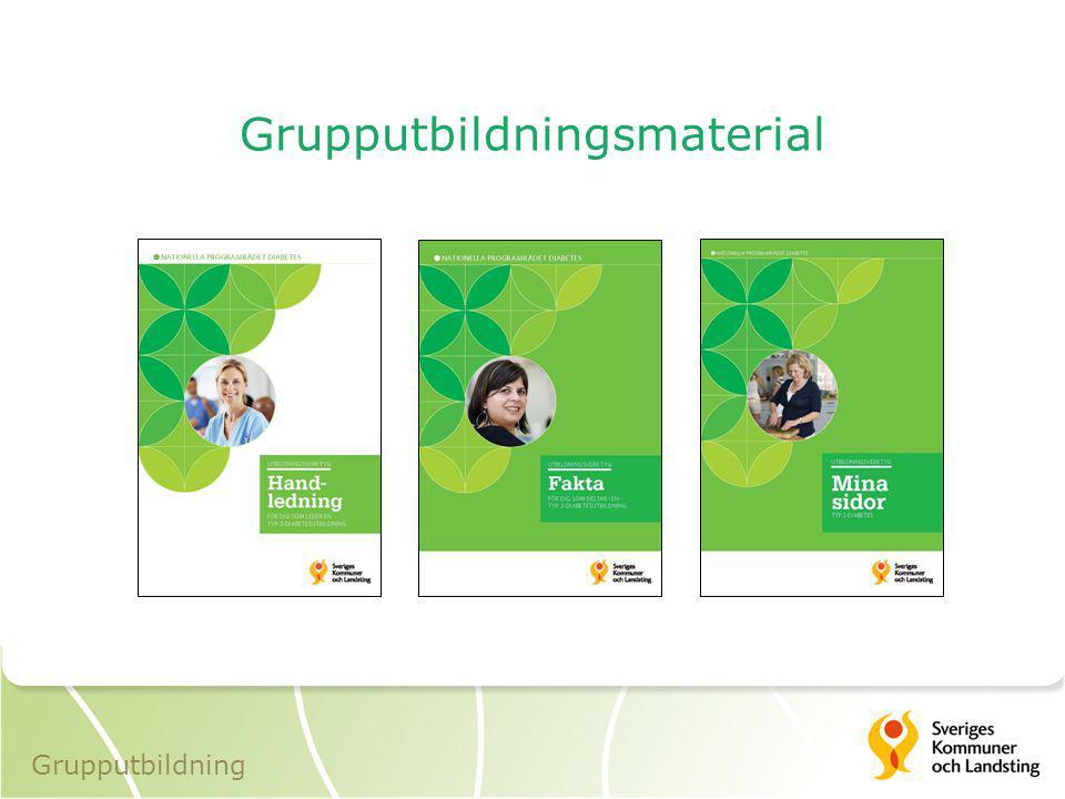 Grupputbildningsmaterial Grupputbildning