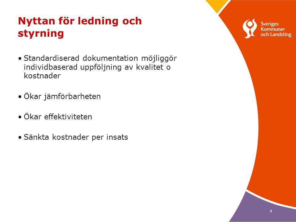 28 Regionala konferenser Norrbotten/Västerbotten Västra Götaland Värmland/Dalarna/Örebro Västmanland/Sörmland/Uppland/ Stockholm/Gotland – Mälarregionen Västernorrland/Jämtland/Gästrikland Östergötland/Jönköpings län Skåne Blekinge/Halland/Småland 28