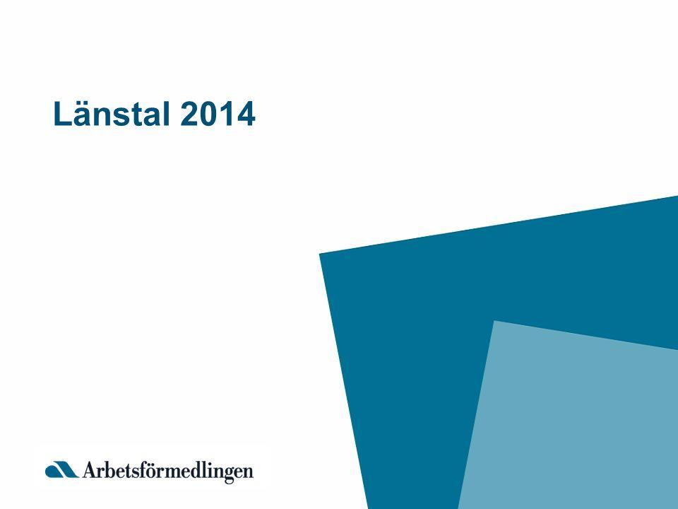 Länstal 2014 2013-11-15