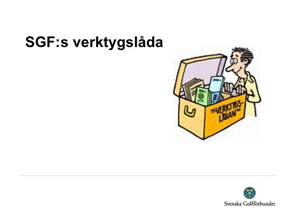 SGF:s verktygslåda