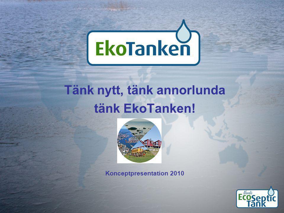 Patenterat koncept 2 Dagens agenda  Presentation och introduktion  EkoTanken-konceptet – lösning, ekologi, energi och ekonomi  Lösningens relation till kommuners Biogas-program  Miljöaspekter – lagstiftning och direktiv