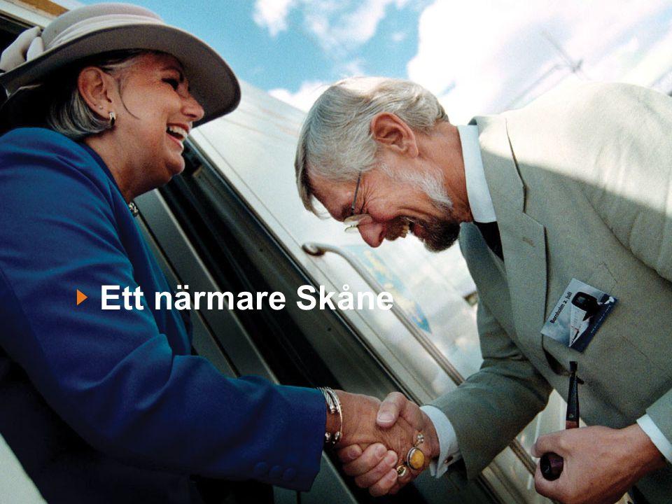 Ett närmare Skåne