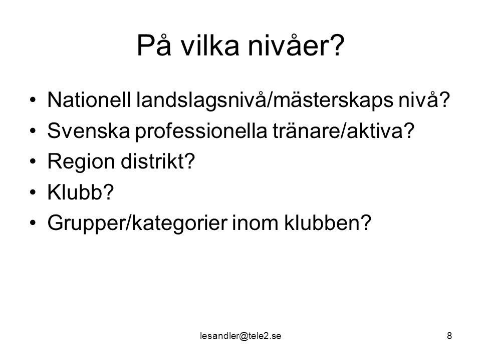 lesandler@tele2.se19 Vad skiljer instruktion och Coachning åt egentligen?