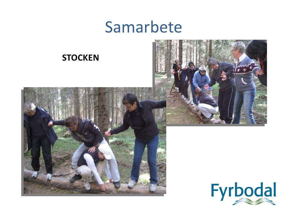 Samarbete STOCKEN