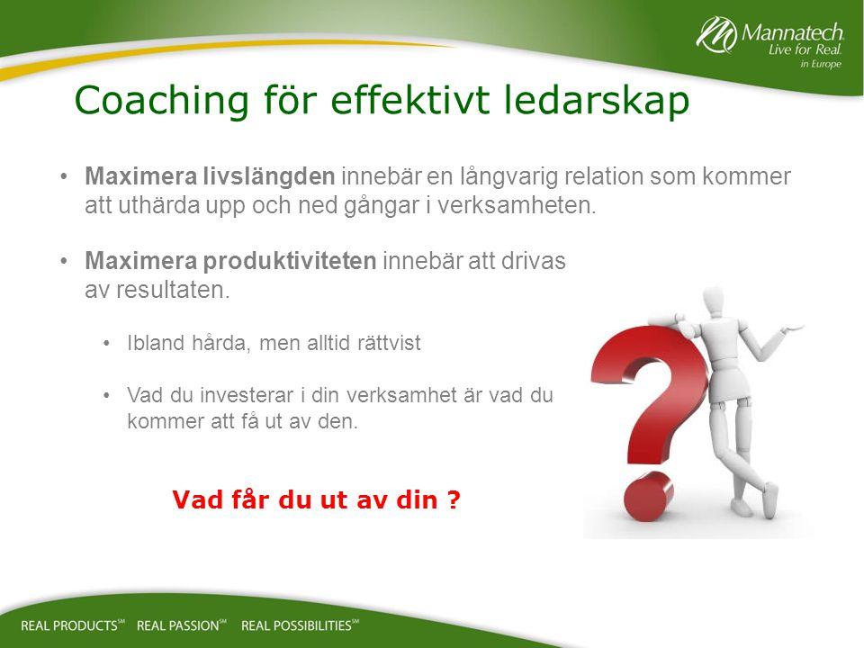Coaching och Mentorskap hjälper dig att bli ansluten och förbli ansluten.
