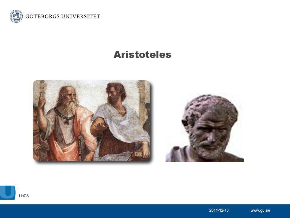 www.gu.se 19 Högre psykologiska processer Människors kreativitet Skapande förmågor Språk Tänka, minnas och lösa problem ….
