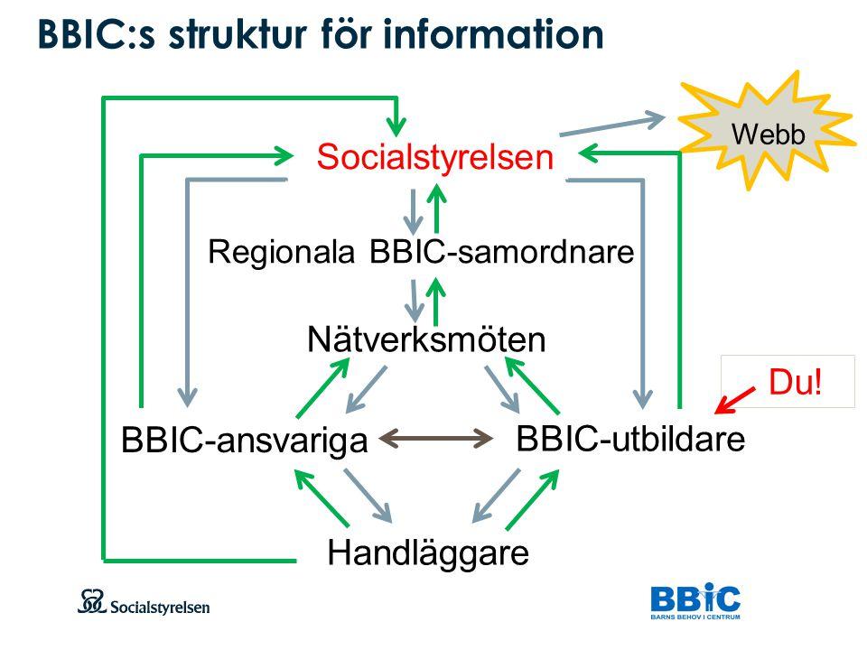 Att visa fotnot, datum, sidnummer Klicka på fliken Infoga och klicka på ikonen sidhuvud/sidfot Klistra in text: Klistra in texten, klicka på ikonen (Ctrl), välj Behåll endast text BBIC:s struktur för information Webb Du.