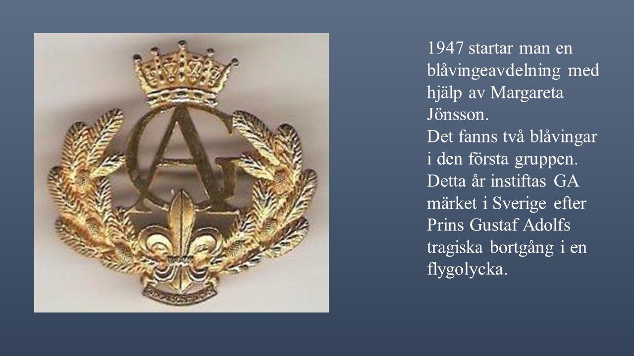Sommaren 1946 sänder kåren tre stycken på förbundslägret Björkö, nära Njurunda.
