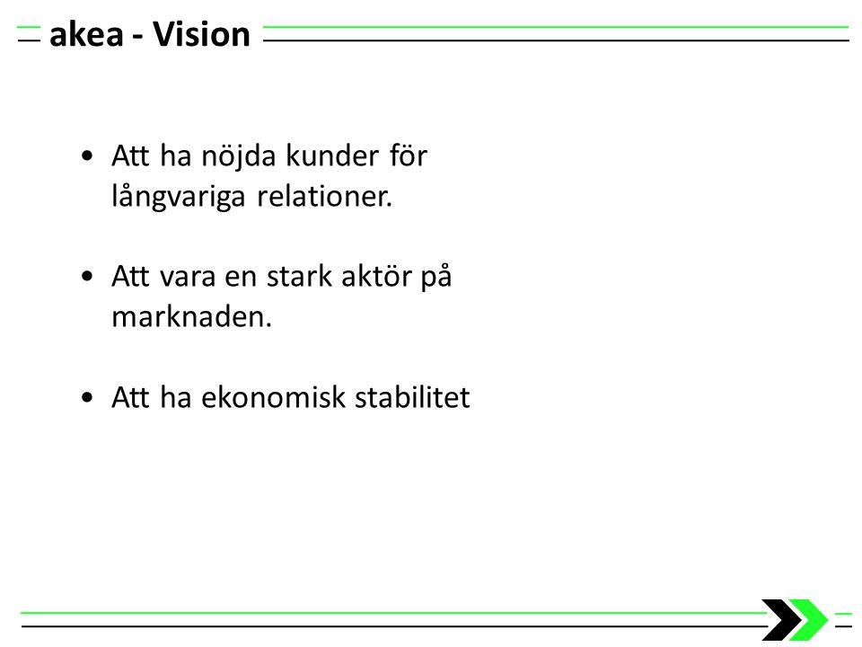 akea verkar inom följande geografier: Skåne Blekinge Småland Halland Västra Götaland akea - Region