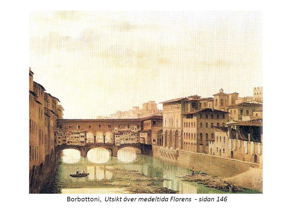 Borbottoni, Utsikt över medeltida Florens - sidan 146