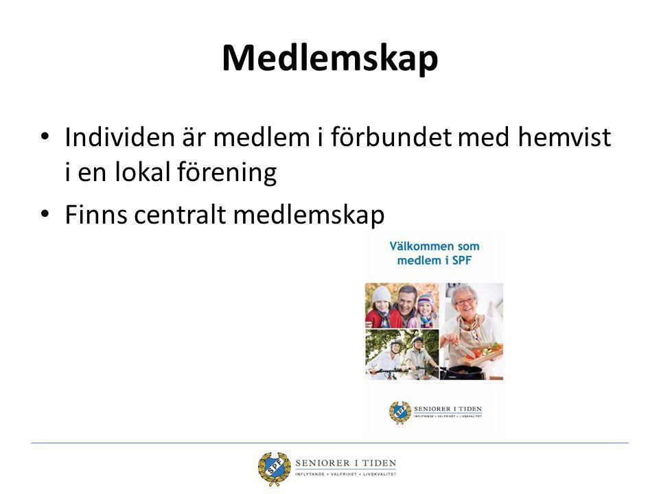 Inflytande/påverkan RPK De fem Olika arbetsgrupper som departement/SKL etc.