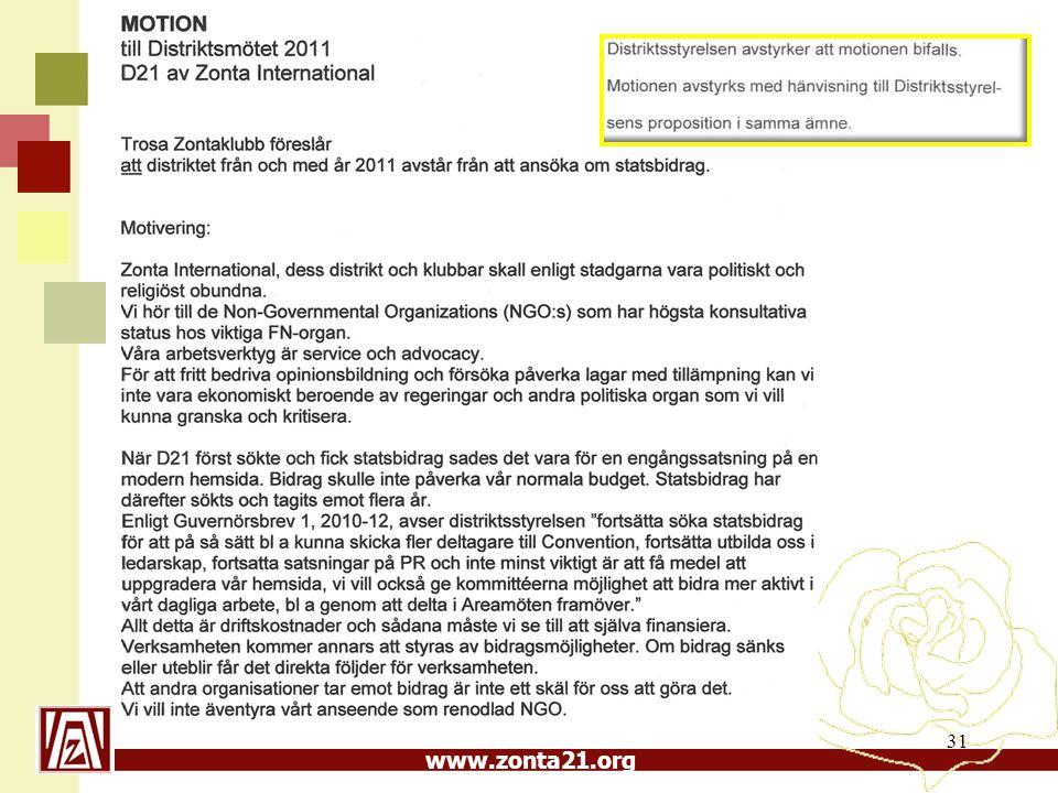 www.zonta21.org 31